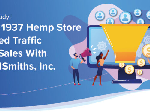 Case Study: How 1937 Hemp Store Turned Traffic into Sales With WordSmiths, Inc.
