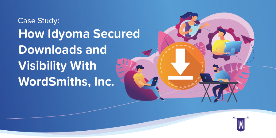 How Idyoma Secured Downloads and Visibility With Wordsmiths Inc