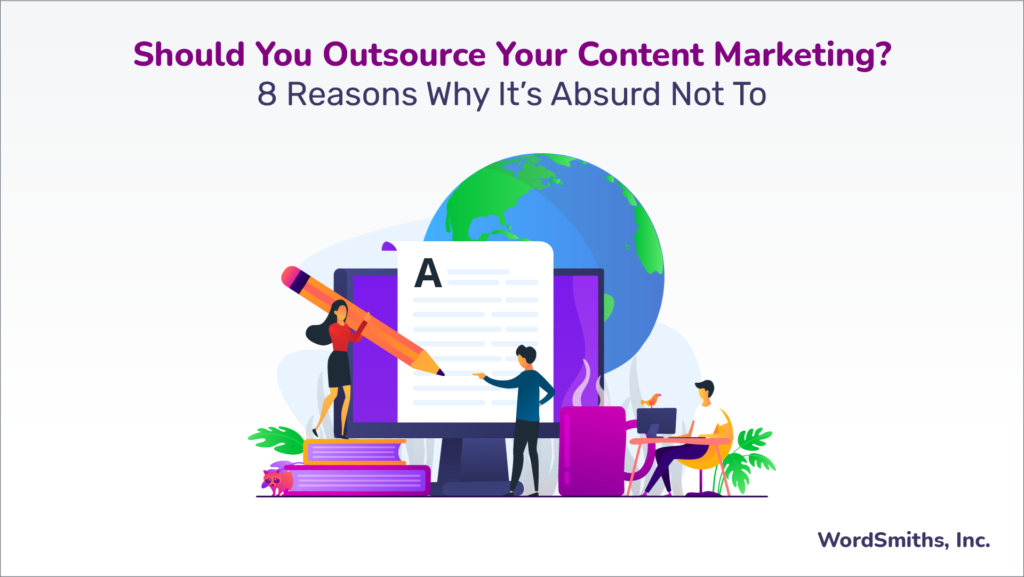 outsource your content marketing