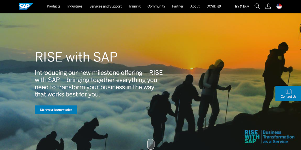 sap b2b content marketing